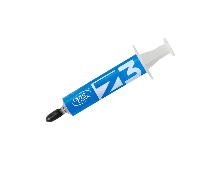 Thermo paste: Deepcool Thermal paste silver TIM Z3 1.5g