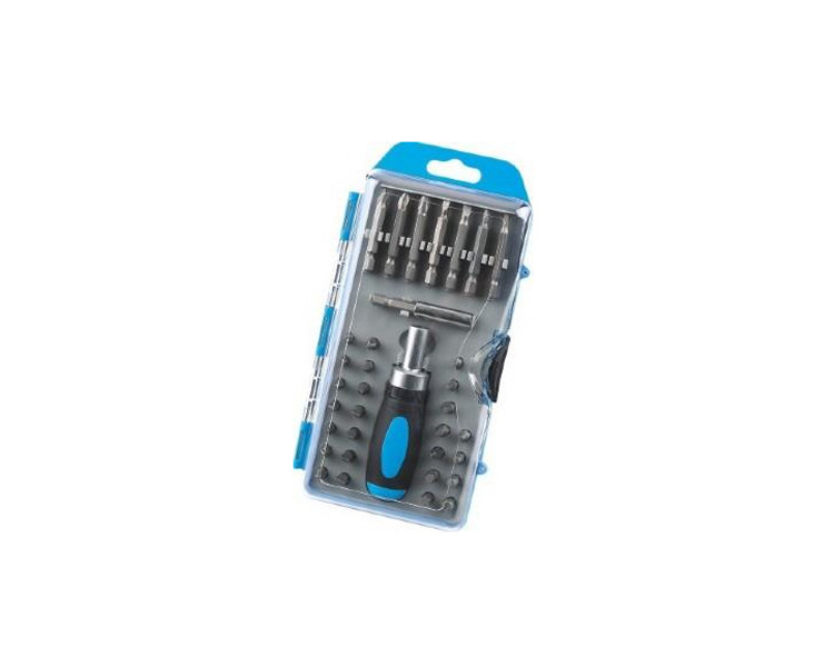 Weapons set: Gembird TK-SD-05 Screwdriver bit set 34 pcs