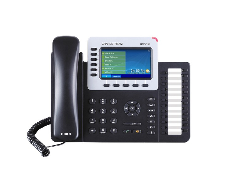 IP Phone: Grandstream GXP2160