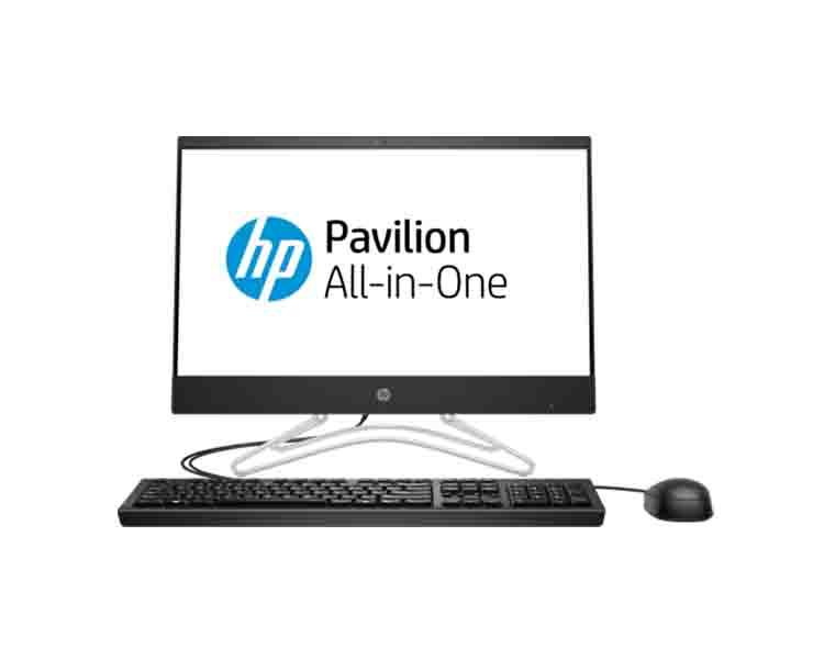 "All IN ONE კომპიუტერი: HP 200 G3 AIO 21.5"" FHD Intel i5-8250U 3.4Ghz 4GB 1TB Black - 3VA38EA"