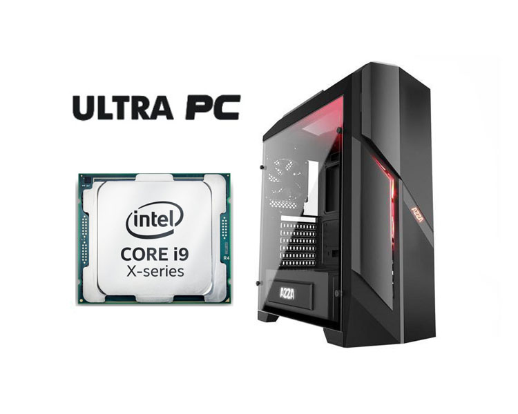 ULTRA PC Intel i9-7900X ASUS TUF X299 SSD 1TB 16GB