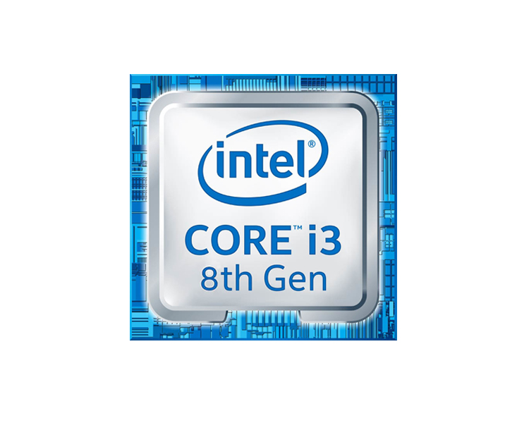 CPU: Intel Core i3-8100 3.6GHz 6MB FCLGA1151