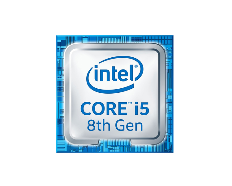 CPU: Intel Core i5-8400 2,8GHz Turbo Boost 4.0GHz 9MB LGA1151