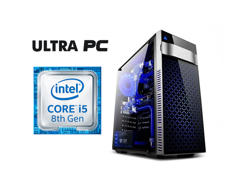 ULTRA PC Intel Core i5-8400 PRIME H310M-D SSD 512GB 8GB