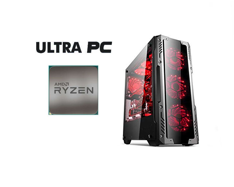 ULTRA PC AMD Ryzen 7 3700x Gigabyte X470 AORUS ULTRA GAMING 32GB SSD 480GB RTX 2080 8GB