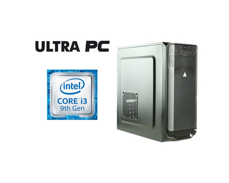 ULTRA PC Intel Core i3-9100 ASUS PRIME H310M-R 500GB 4GB