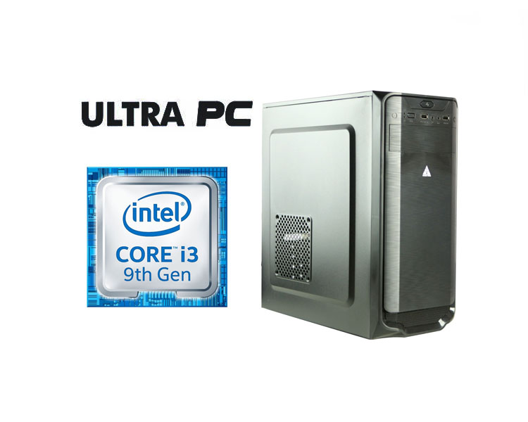 ULTRA PC Intel Core i3-9100F ASUS PRIME H310M-R 1TB 8GB GTX1030 2GB