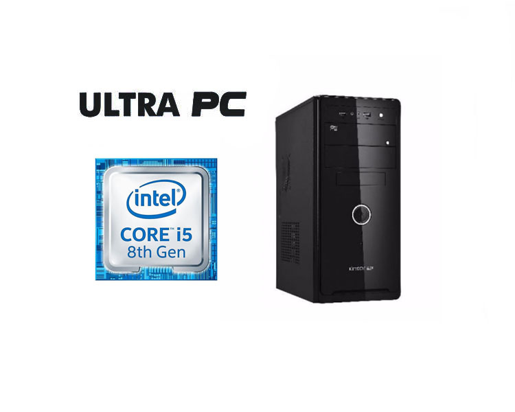 ULTRA PC Intel Core i5-8400 ASUS PRIME H310M-R 256GB 8GB