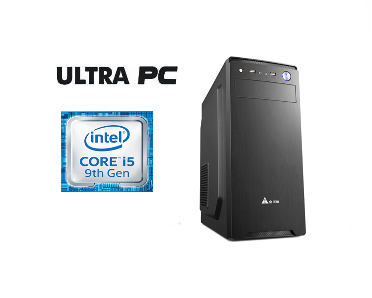 ULTRA PC Intel Core i5-9400 ASUS PRIME H310M-R SSD 256GB 8GB