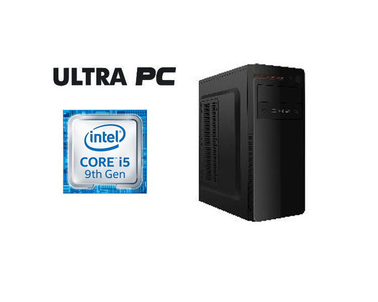 ULTRA PC Intel Core i5-9400F ASUS PRIME H310M-R  1TB 8GB GTX1650 4GB
