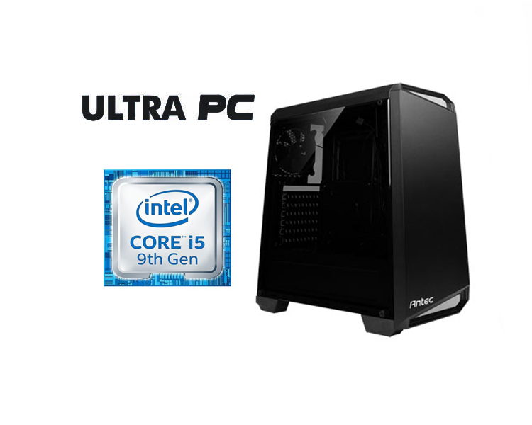 ULTRA PC Intel Core i5-9400F ASUS PRIME H310M-R  HDD 1TB 16GB GTX1660 6GB