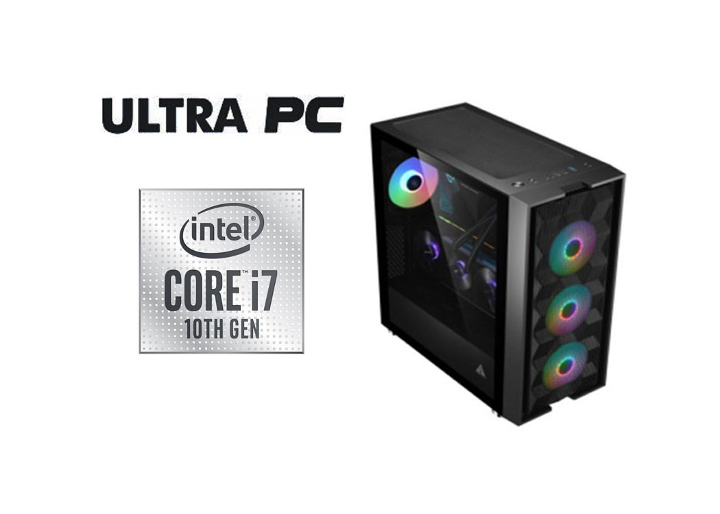 ULTRA PC Intel Core i7-10700 Asus PRIME Z490-V-SI SSD 512 GB 16GB