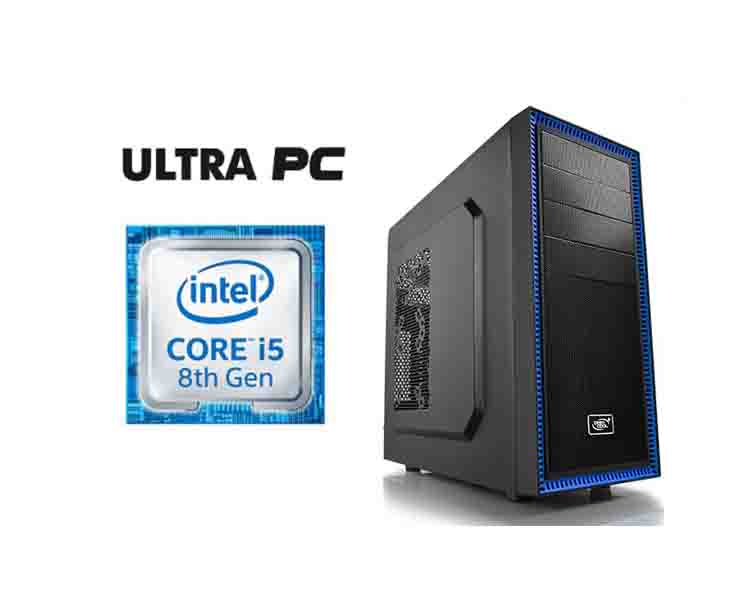 ULTRA PC Intel Core i5-8400 ASUS PRIME H310M-K 1 TB 8GB GTX1050TI 4GB